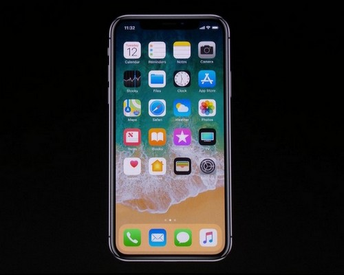 Apple iPhone X 17