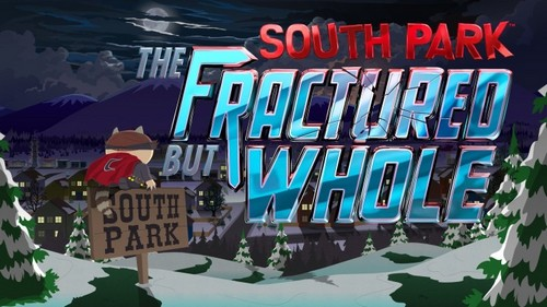 South Park: The Fractured But Whole. Енот и его команда