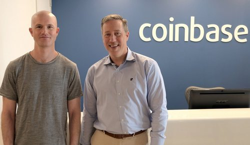 Coinbase Taps Amazon Web Services Vet as Engineering VP