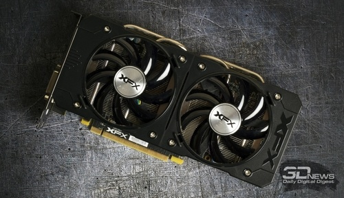 XFX Radeon R9 380X Double Dissipation Black OC