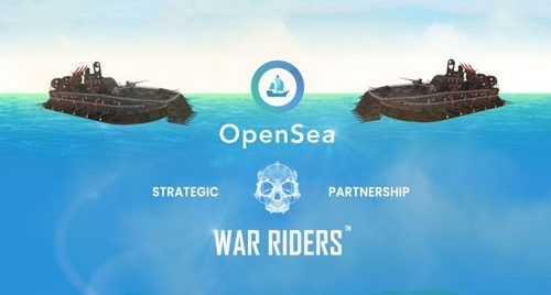 OpenSea War Riders