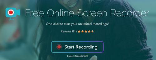 Apowersoft Free Online Screen Recorder - запись видео с экрана прямо через браузер